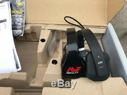 Equinox 600 Minelab Metal Detector With Wireless Headset Very Good Condition