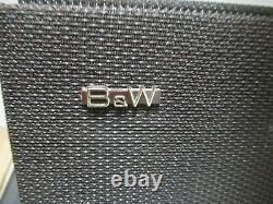 Famous English Speakers Bowers & Wilkins Dm4 In Very Good State
