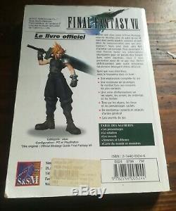 Final Fantasy VII Guide Ff7 Good Condition Very Rare