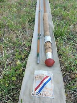 Fishing Rod Pezon And Michel Luxor 900 Good Condition