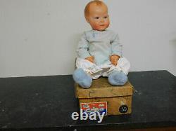 Former Petitcollin Bather New Born Very Good Condition In His Original Box