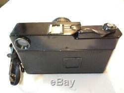 Fuji Fujifilm Fujica Gsw690 6x9 Ebc Fujinon Sw 65mm F / 5.6 Very Good Condition