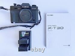 Fujifilm X-t30 Black (very Good Condition)