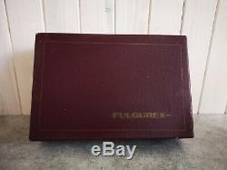 Fulgurex Locotender Sncf 050 Tq Very Good Condition In Box