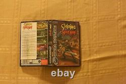 Game Shining The Holy Ark Sega Saturn Pal Euro Complete Very Good State