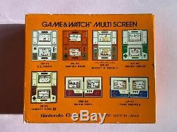 Game & Watch Lifeboat Very Good Condition, Slight Scratch On The Face, Never Used