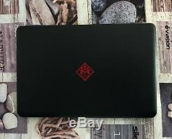 Gaming Laptop HP Omen 15.6 1tb Very Good + Free Cover