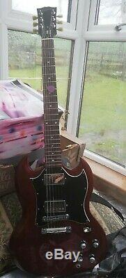 Gibson Sg Special 2005 Made In The Usa. Red, Very Good Condition