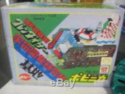 Goldrake Goldorak Grendizer Base Popy Japan Pa 63 Very Good Condition Year 1976
