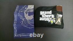 Gta 5 Gta V Edition Collector Ps3 Full Very Good Condition