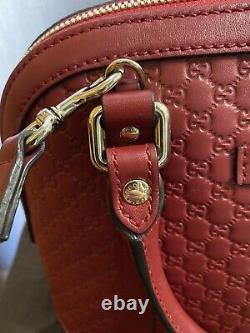 Gucci Mini Dome Guccissima Bag Very Good Condition