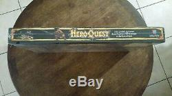 Heroquest Classic En New Sealed Version Of Rare Good Condition