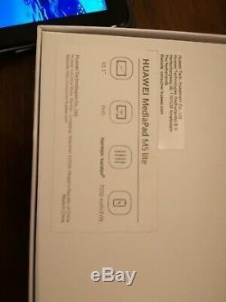 Huawei Mediapad Lite M5 10.1 Inch 32gb Wifi Gray Very Good Condition Like New