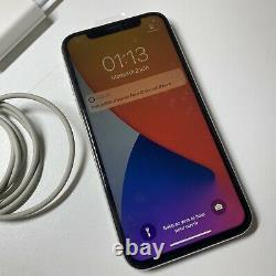 Iphone X Very Good Condition White 256 GB Blocked Sfr Dock Charger
