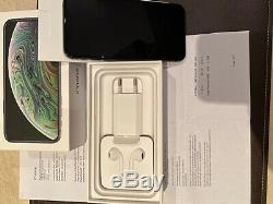 Iphone Xs 256 GB Gray Sidereal Guaranteed Until 12.18.2020 Very Good Condition