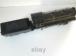 Jep O Ref. 5468. Lt Steam Locomotive 120 Litho In Very Good Condition