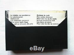 Johnny Hallyday Rare Music Cassette Very Good State / Biem