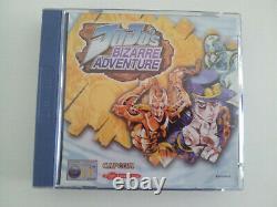 Jojo's Bizarre Adventure On Dreamcast Complete Pal Fr Very Good State