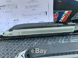 Jouef 740500 Ho Tgv Ave Version Modeliste In Very Good Condition Box 1/87