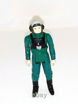 Kenner Lucasfilm Figurine Pilot A-wing In 1984 Hong Kong Very Good Condition Star Wars