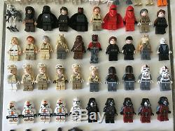 Lego Original Jackpot 160 Minifigures Star Wars Very Good Either 3 Piece