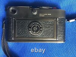 Leica M6 Black Box In Very Good Condition