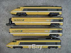 Lima Ref 149711 Box Tgv La Poste In 4 Elements Very Good Condition