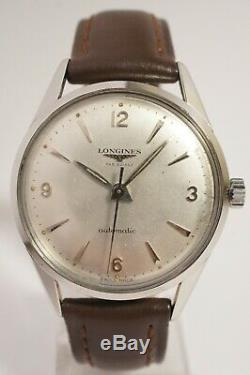 Longines Automatic Steel Class 290, Very Good Condition, 60