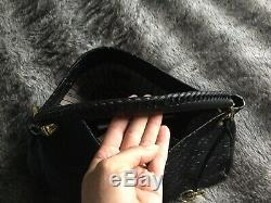 Louis Vuitton Black Tote Bag Very Good Condition