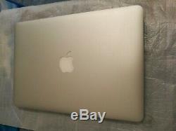 Macbook Pro Retina 13. Qwertz Keyboard. Very Good State