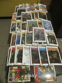 Manga Complete Collection From 1 To 40 From Berserk Very Good Condition