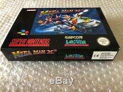 Mega Man X2 / Snes / Full Version Tres Bon French