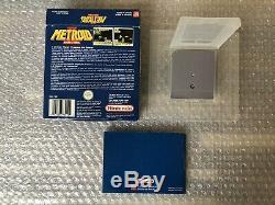 Metroid II 2 Return Of Samus / Game Boy / Full Version Fr Very Good Condition Fah