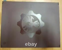 Microsoft Xbox One S 500gb Gears Of War 4 Limited Edition In Very Good Condition