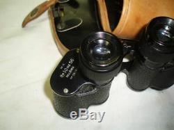 Military Binoculars 8x30 Mod 56, Very Good Condition