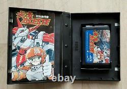 Musha Aleste Sega Megadrive Mega Drive Ntsc-j Jap Japan Very Good State