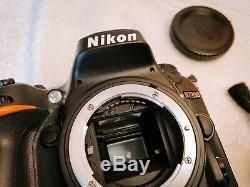Nikon D7200 Dslr Camera Very Good Condition