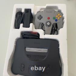 Nintendo 64 Console Fra Very Good Condition