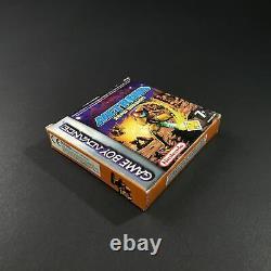 Nintendo Game Boy Advance Metroid Zero Mission Eur Very Good Condition