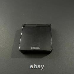 Nintendo Game Boy Advance Sp Black Eur Very Good Condition