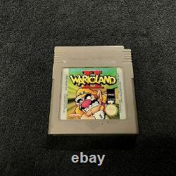 Nintendo Game Boy Color Warioland II Fah Very Good Condition