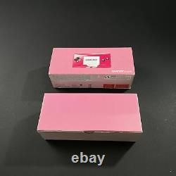 Nintendo Game Boy Console Micro Pink Eur Very Good Condition