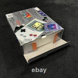 Nintendo Game Boy Console Pack Tetris Fah Very Good Condition