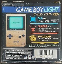 Nintendo Gameboy Light Very Good Condition
