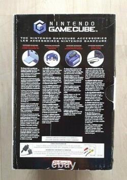 Nintendo Gamecube Mario Kart Double Dash Pak Platinum Very Good State