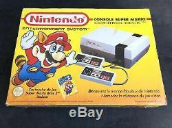 Nintendo Nes Console Pack Super Mario Bros. 3 Fra Very Good