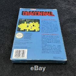 Nintendo Nes Dragon Ball Fra Very Good