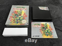 Nintendo Nes Turtles II The Arcade Game Fra Very Good