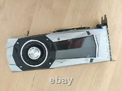 Nvidia Gtx 1080 Ti 11gb Founders Edition Very Good Condition