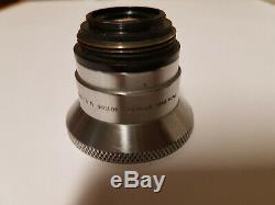 Objective & Taylor Hobson Cooke Speed panchro Inch 25mm F / 2 Very Good Condition